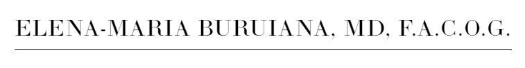 Elena-Maria Buruiana